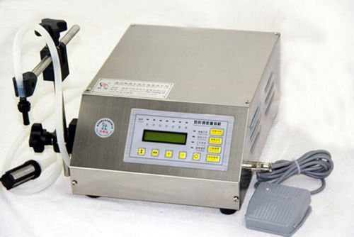 TOPCHANCES 110V Digital Control Pump Drink Water Liquid Filling Machine W/Pedal 5~3500ml by TOPCHANCES (Image #6)