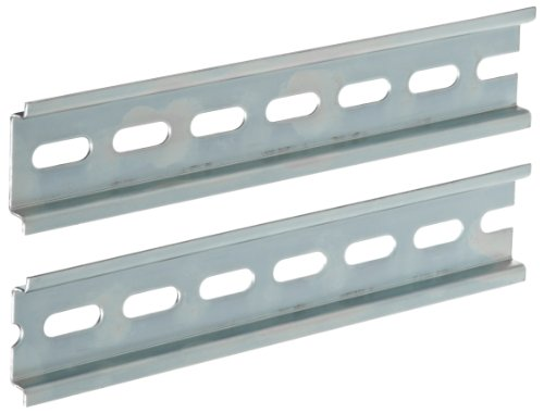 Integra DIN8 DIN Rail Kit, 2 Rails, 4 Screws, 8