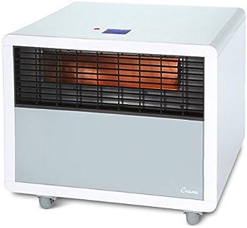 Crane Infrared Space Heater with Quartz Heating Element