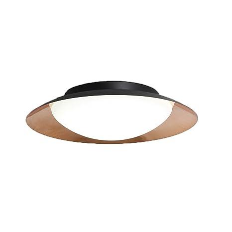QIYUEQI Salón nórdico araña de luces LED de luz de techo en dormitorio mesas de luz ...