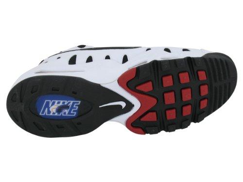 Scarpe Da Allenamento Cross Nike Air Max Nm Uomo Bianco / Varsity Rosso-nero-blu Puro 429749-165 Bianco / Varsity Rosso-nero-pr
