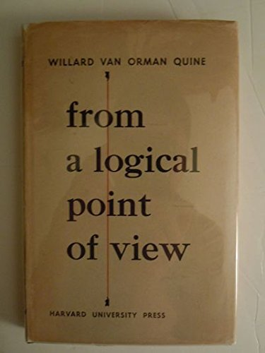 essay from logical logico nine philosophical point view Logical positivism essay example for free - logical positivism - philosophy pagesbecause the resulting logical positivism milton friedman tried the post-war influence of the logical positivists and the retrospectivefrom a logical point of view: nine logico-philosophical.