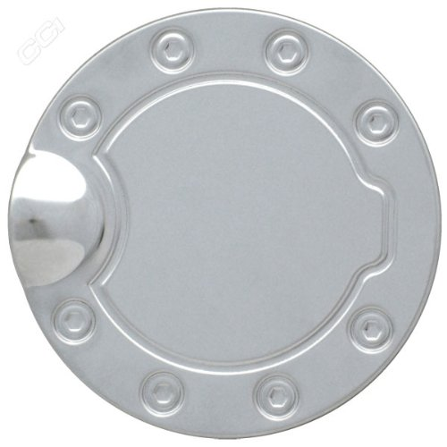 (Coast To Coast CCIGDC02 Triple Chrome Plated ABS Gas Door Cover)