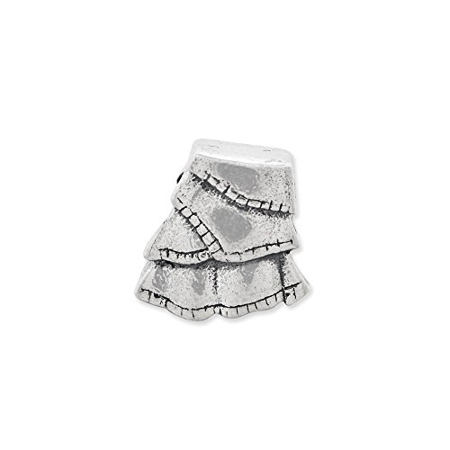 Buy goldia sterling silver reflections kids skirt bead