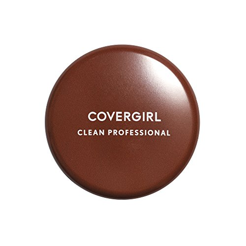 COVERGIRL Professional Loose Finishing Powder, 1 Container (0.7 oz), Translucent Fair Tone, Sets Makeup, Controls Shine, Won