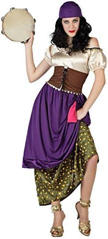 Atosa Disfraz de Zingara - Mujer, M: Amazon.es: Ropa y accesorios