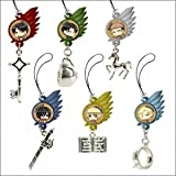 Takara Tomy Attack on Titan Silver Charm Collection with Special Item ~2.5