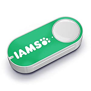 Iams Dash Button by Amazon