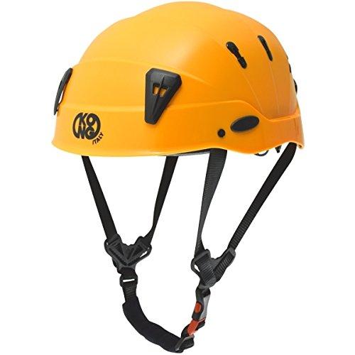 Kong SPIN Helmet Orange ANSI by KONG USA