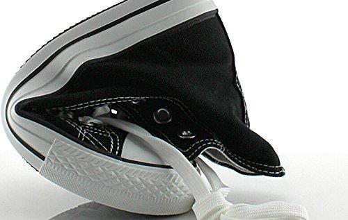 Kabaneri Van De Ijzeren Vesting Ikoma Mumei Cosplay Schoenen Canvas Schoenen Sneakers Zwart / Wit Wit 2