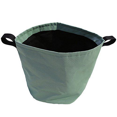 16' Pot (SORARA Round Plant Pot 14 Gallon Flower Plant Grow Bags Lightweight Breathable Aeration Fabric Pots, 16