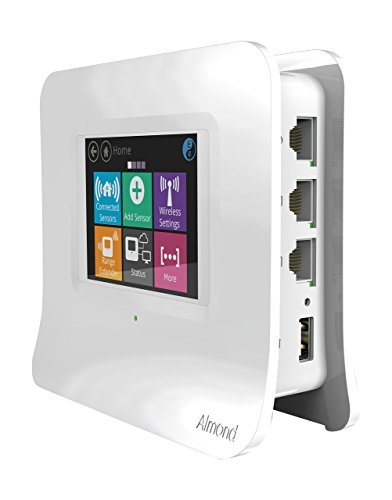 Securifi Bundle Pack - Peanut Smart Plug & Almond 3 Smart Home Wifi System Network Router - Compatible with Amazon Alexa - Remotely Monitor and Control Lights Appliances by Securifi (Image #1)