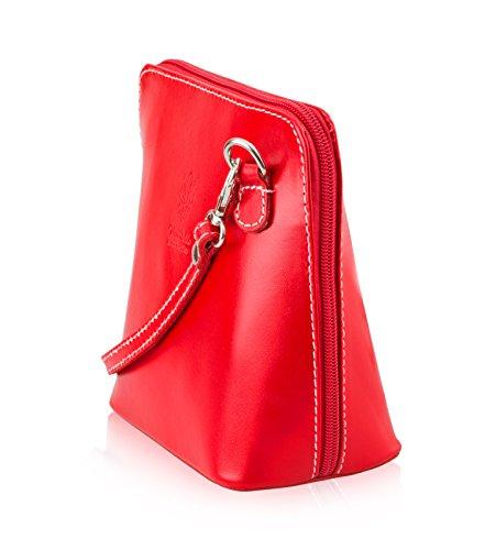 Mayfair Sac Noir Rouge femme bandoulière pour Cashmere noir 68qx6ZT