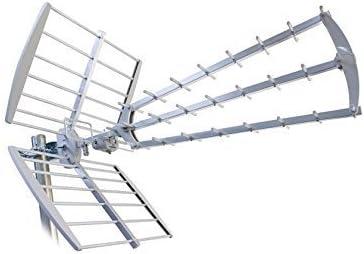 56 ELEMENTOS ANTENA UHF LTE SPACE DIGITAL TERRESTRE DIGITAL ...
