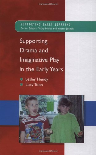 Supporting Drama and Imaginative Play in the Early Years (Supporting Early Learning)