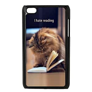 iPod Touch 4 Case Black hate reading G4W6HR