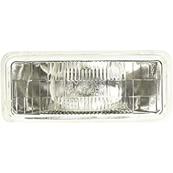 Amazon Com Sylvania H4352 Basic Rectangular Halogen
