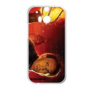 HTC One M8 Phone Cases White National Treasure DEM733625