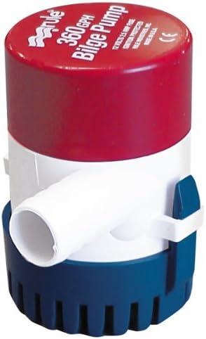 NEW Portable Hand Bilge Pump from Blue Bottle Marine