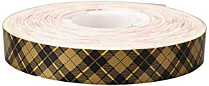 Scotch ATG Adhesive Transfer Tape Acid Free 908 Gold, 0.50 in x 36 yd 2.0 mil (Pack of 2)