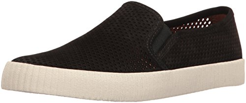 FRYE Women Camille Perf Slip Fashion Sneaker Black