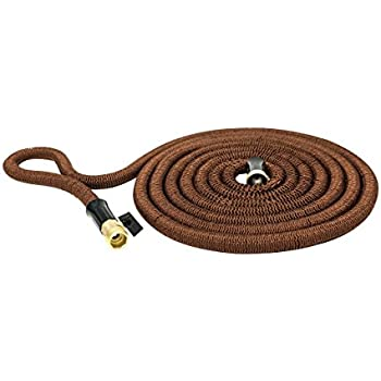Attractive Big Boss Super Strong Copper Xhose   High Performance Lightweight  Expandable Garden Hose With Brass Fittings