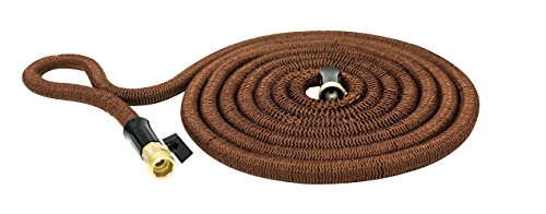 Big Boss Super Strong Copper Xhose - High Performance Lightweight Expandable Garden Hose with Brass Fittings, 50'