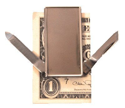 Utility Money Clip, pack of 2