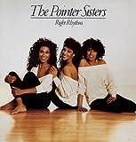 The Right Rhythm [LP] (Vinyl Record Schallplatte The pointer sisters, 9 Tracks)