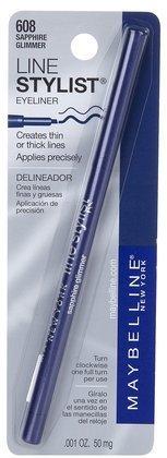 Maybelline Line Stylist Eyeliner 608 Sapphire Glimmer