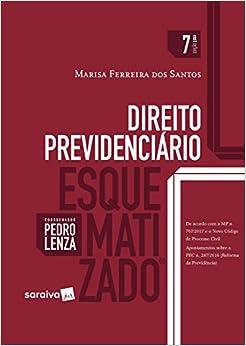 Direito Previdenciário Esquematizado | Amazon.com.br