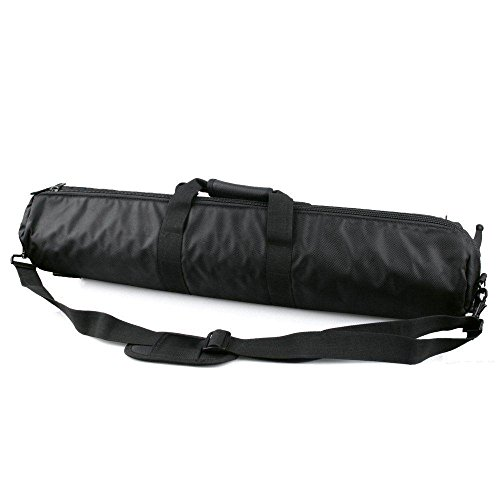 TuYung black 100cm Padded Strap Camera Tripod Carry Bag Travel Case For Manfrotto Gitzo Velbon Tripod bag by TuYung