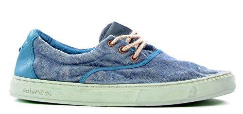 Satorisan Sneakers Basse Uomo Magome Linen Jeans