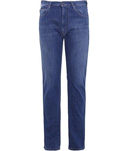 Armani Jeans Men's Jeans Slim Fit J45 Indigo UK 34