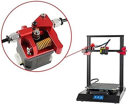 Andifany - Accesorios de Impresora 3D extrusora de Doble polea B ...