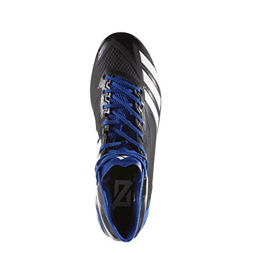 Adidas Adizero 5star 6.0 Mid Cleat Mens Nucleo Di Calcio Nero-bianco-collegiata Reale