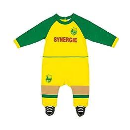 FC NANTES Grenouillère bébé Maillot Collection Officielle