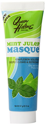 Queen Mask (Queen Helene Facial Masque, Mint Julep, 2 Ounce [Packaging May Vary])