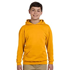 Jerzees Youth 8 oz. 50/50 NuBlend Fleece Pullover Hood