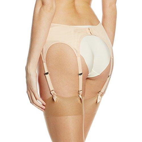 Dita Von Teese Dahlia Strumpfhalter, Tirantes Para Mujer Beige (crème caramel 540)