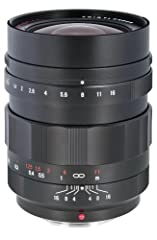 The Voigtlander Nokton 17.5 mm F0.95 Focus Lens for the Micro Four Thirds system gives a 35 mm equivalent field-of-view on the system and has been designed with silent, stepless aperture control for videography. The lens offers a wider-angle ...
