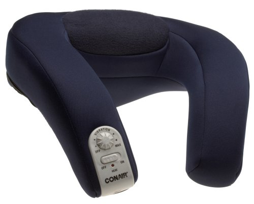 Conair Massaging Neck - Conair Body Benefits Battery A/C Massaging Neck Rest with Heat