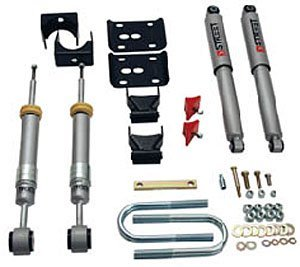 Belltech 914SP Lowering Kit with Street Performance Shocks ()