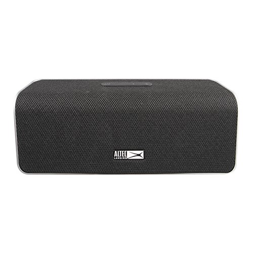 Iphone Lansing Altec (Altec Lansing NJ-1 Nick Jonas Portable Wifi Outdoor Bluetooth Speaker (Black))