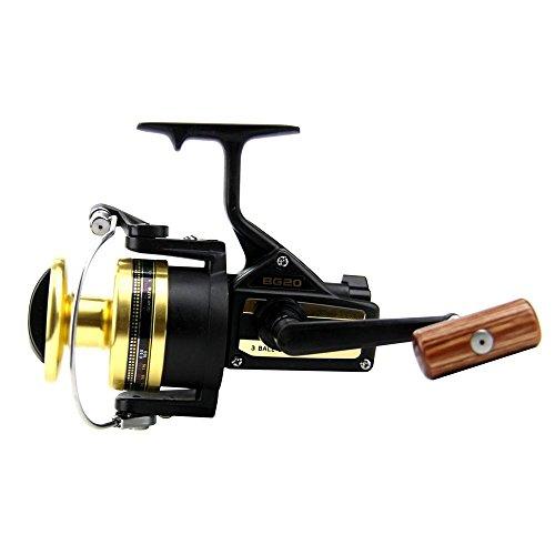 Daiwa Black Gold (BG) Saltwater 4.8:1 Spinning Fishing Reel – BG20