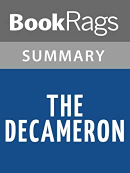 Summary & Study Guide The Decameron by Giovanni Boccaccio by [BookRags]