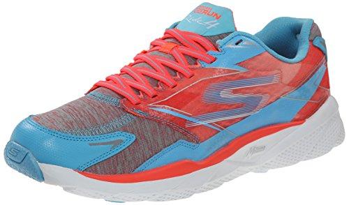 Go Blue Running 4 Femme Run Ride Skechers Entrainement Coral Excess dqB8dSw