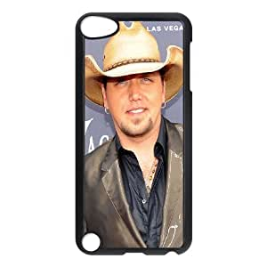 I-Cu-Le Customized Print Jason Aldean Pattern Hard Case for iPod Touch 5
