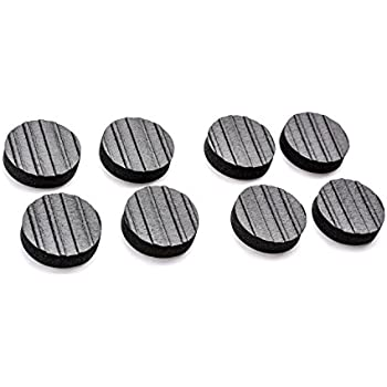Lil Grippers Round Furniture Pads   Keep Furniture Where It Belongs! (1  Inch)