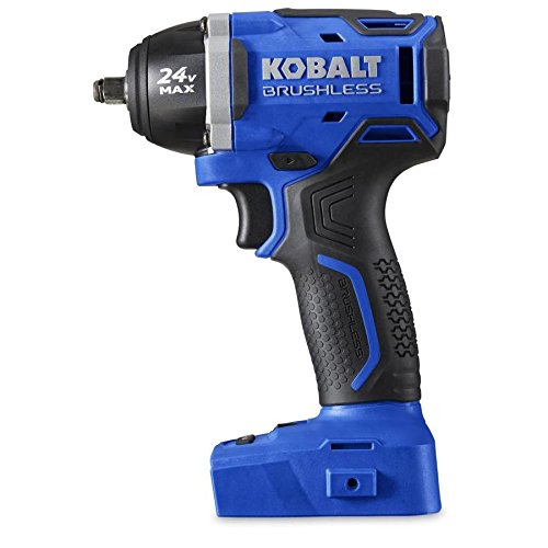 Kobalt 24-Volt Max-Volt 3/8-in Drive Cordless Impact Wrench (Model #672828)
